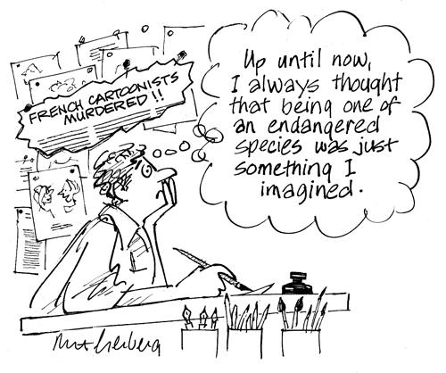 cartoonists endangered cartoonistsendngrdspecies